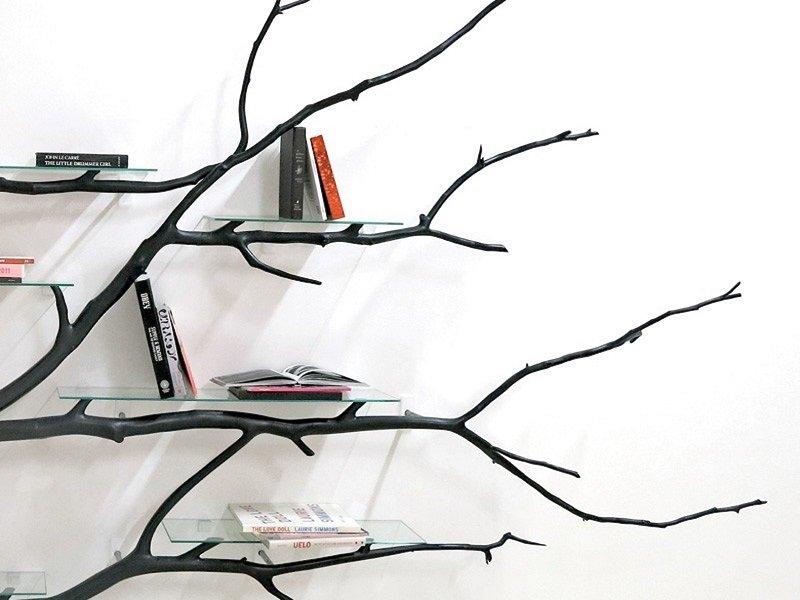 etagere branche arbre