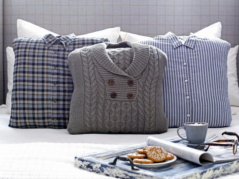 chemises en coussins
