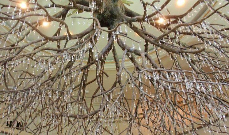 Meubles à base d'arbre