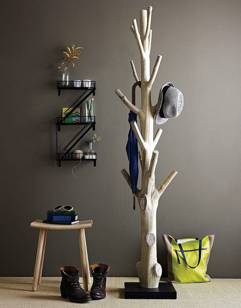 Table Basse Avec Souche D Arbre meubles à base d'arbre