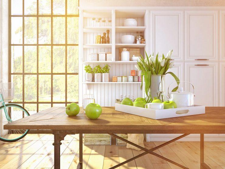 mobilier cuisine ecologique