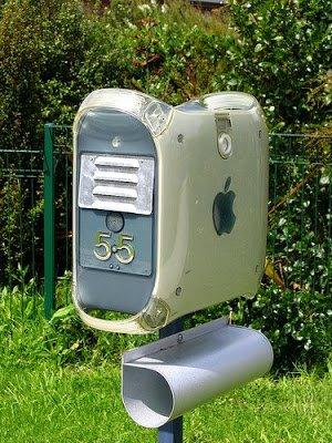 recycler tour d'ordinateur