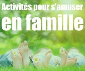 activités famille