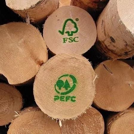 bois certifié durable