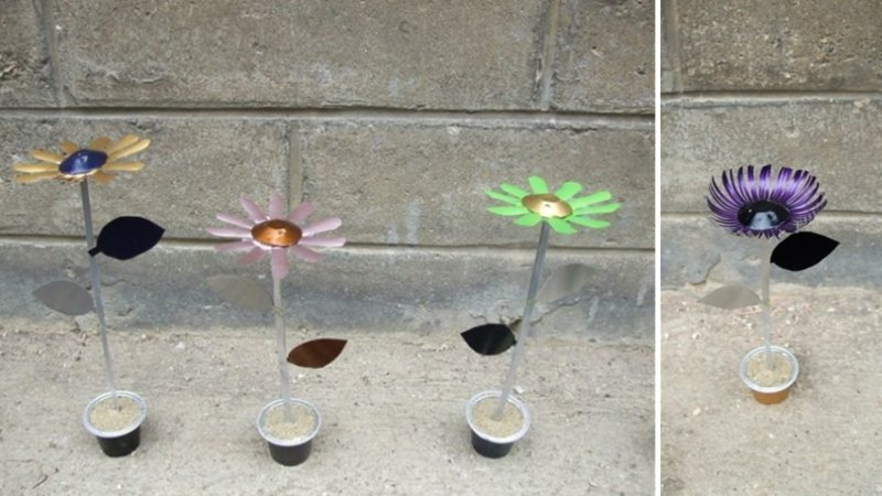idées bricolage capsules cafe