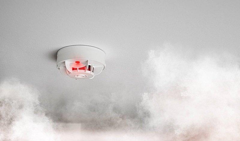 détecteur fumée