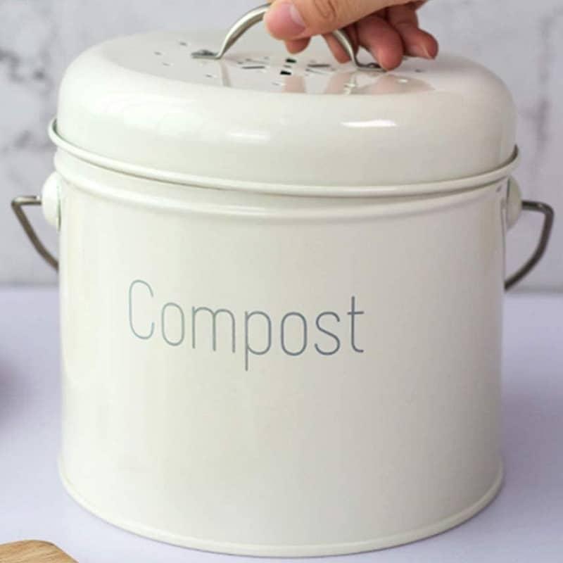 poubelle compost