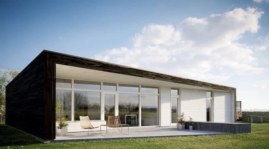 qu'est-ce qu'une maison solaire passive